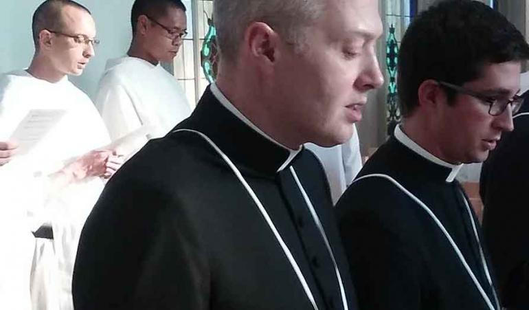 Members of Priestly Fraternity