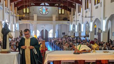 Mass in Puerto RIco