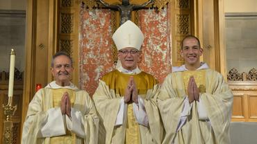 Ordination of Fr. Christopher Johnson, OP