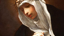 All the Way to Heaven is Heaven | Feast of St. Catherine of Siena