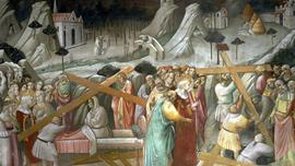 The Obedience of faith: The Exaltation of the Holy Cross