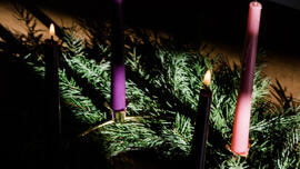 Br. Greg Dunn, O.P. | The Word of God Made Fresh This Advent