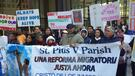 Protest for Immigration Reform